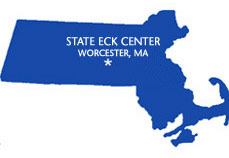 ECK center logo